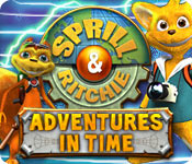 Sprill and Ritchie: Adventures in Time casual game - Get Sprill and Ritchie: Adventures in Time casual game Free Download