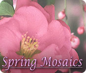 Spring Mosaics Game Featured Image