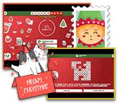 Square Word: Christmas Edition