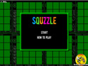 in-game screenshot : Squzzle (og) - Place the pieces as quickly as you can!