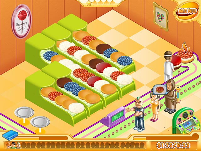 Stand o food 2 mobile game app iphone android for Big fish cooking games