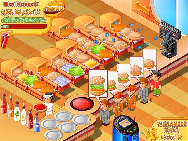 Stand O'Food Screenshots
