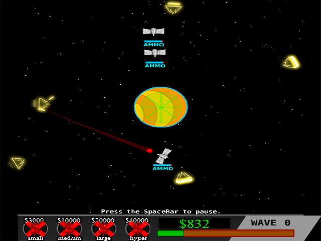 S.T.A.R. Defence Screenshots