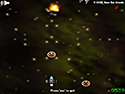 in-game screenshot : Star Fire (og) - Defend the valuable minerals of Earth!