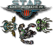 Star Defender III Game Featured Image