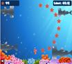 in-game screenshot : StarFish (og) - Help feed a hungry StarFish!