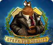 Steve The Sheriff Game Featured Image