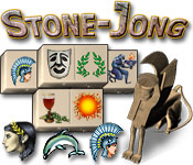 Stone Jong Feature Game