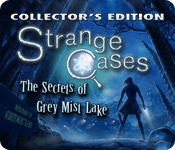 Strange Cases: The Secrets of Grey Mist Lake Collector's Edition Game Featured Image