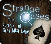 Featured Image of Strange Cases: The Secrets of Grey Mist Lake Game