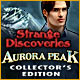 Strange Discoveries: Aurora Peak Collector's Edition Game