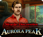 Strange Discoveries: Aurora Peak Game Featured Image