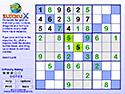 in-game screenshot : Sudoku X (og) - Are you a Sudoku X-pert?
