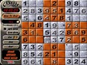in-game screenshot : Sudoku Latin Squares (pc) - Fun by number!