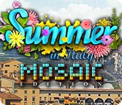 Summer in Italy Mosaic Edition Game Featured Image