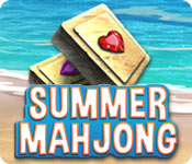 Summer Mahjong Game Featured Image