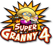 Super Granny 4 Game Featured Image