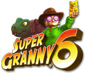 Super Granny 6 Game Featured Image