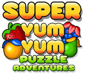 Buy PC games online, download : Super Yum Yum Puzzle Adventures