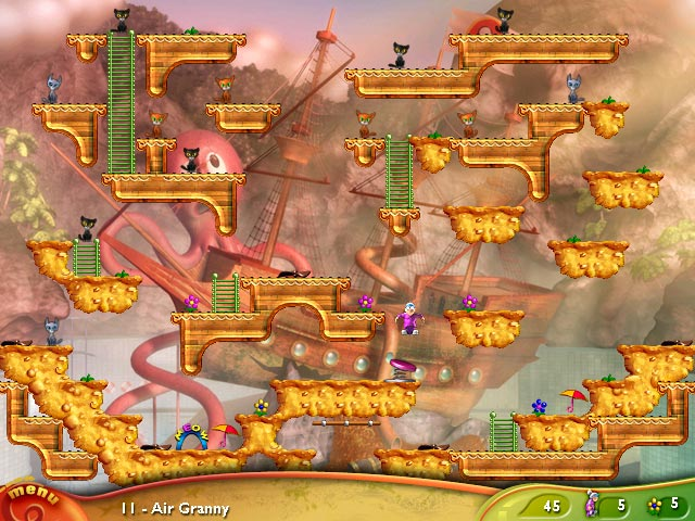 Super Granny 3 Screenshot http://games.bigfishgames.com/en_supergranny3/screen2.jpg