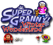 Super Granny Winter Wonderland Feature Game
