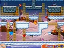 1. Super Granny Winter Wonderland game screenshot