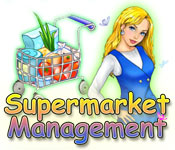 Supermarket Management Game Featured Image