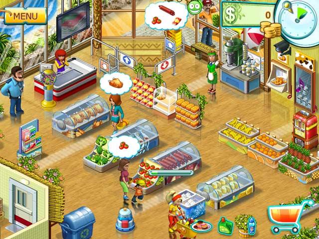 Bezpłatne pobieranie Supermarket Mania ® 2