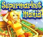 Supermarket Mania Game Featured Image