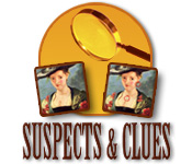 Suspects and Clues feature