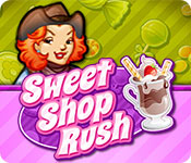 Sweet Shop Rush Game Featured Image