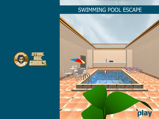 Download og game swimming pool escape for Games to play in swimming pool