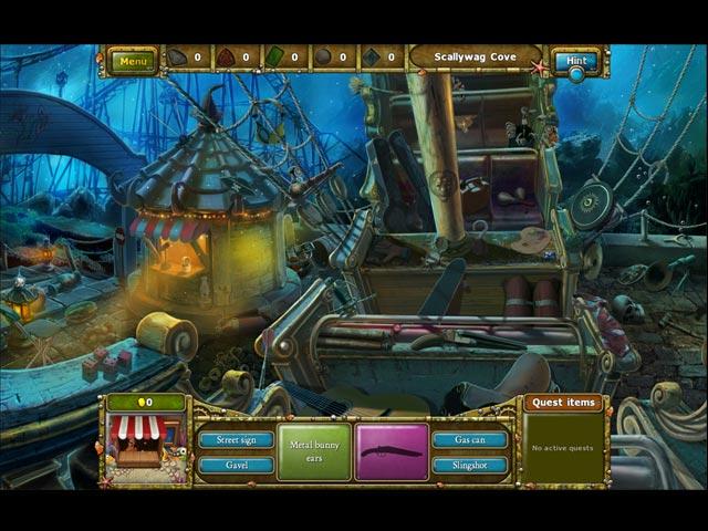 Tales of Lagoona 2 Peril at Poseidon Park - Download PC Game Free