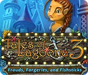 Tales of Lagoona 3: Frauds, Forgeries, and Fishsticks Game Featured Image