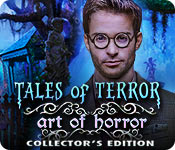 Tales of Terror: Art of Horror Collector's Edition for Mac Game
