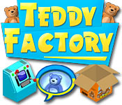 Teddy Factory Feature Game