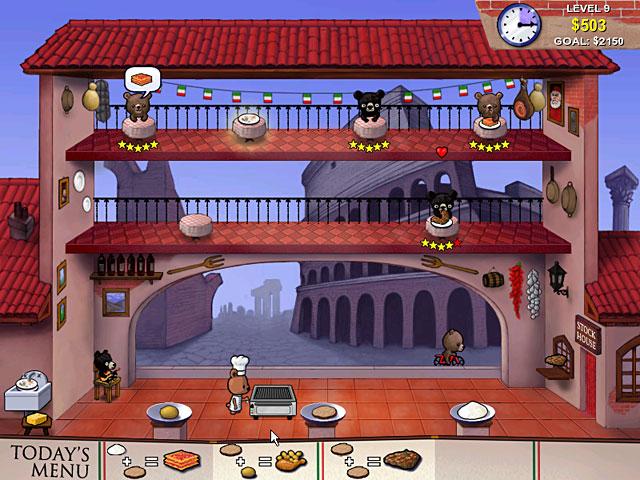 Gra Teddy Tavern: A Culinary Adventure Gra Bezpłatne