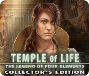 Temple of Life: The Legend of Four Elements Collector's Edition Game Featured Image
