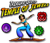 Temple of Jewels Feature Game