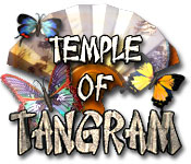Temple of Tangram Game Featured Image