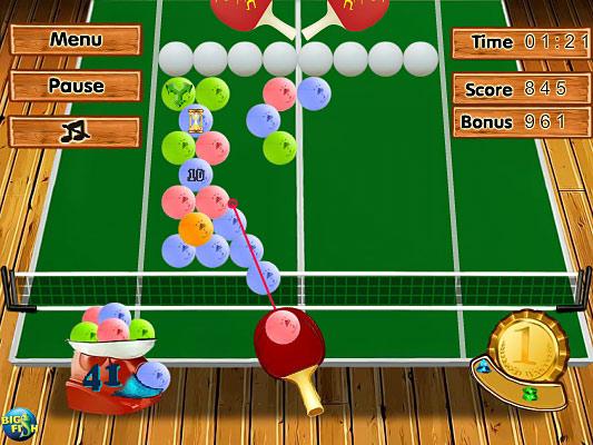 Download Tennis - Bursting Balls