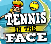 Tennis in the Face Game Featured Image