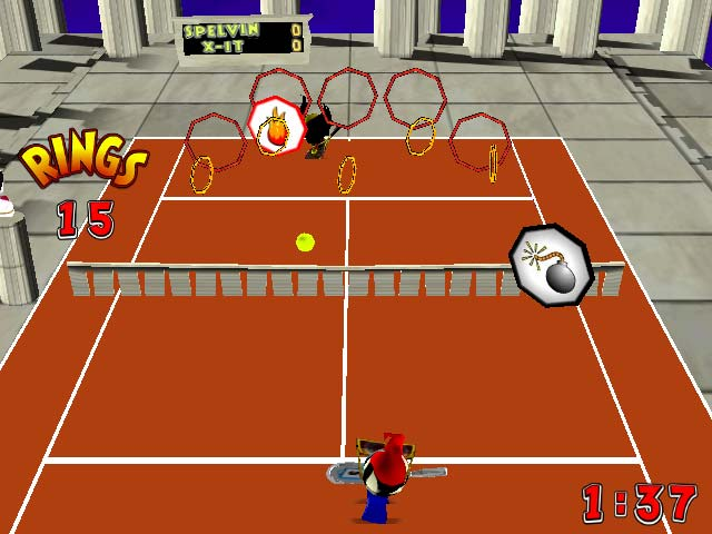 Tennis Titans Screenshots