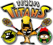 Tennis Titans Feature Game