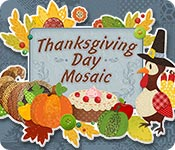 Thanksgiving Day Mosaic Game Featured Image