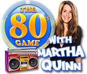 The 80's Game with Martha Quinn feature