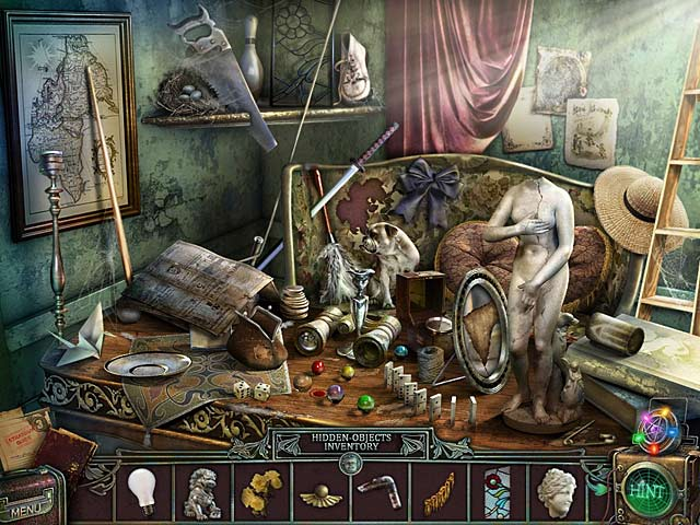 The Agency of Anomalies: Cinderstone Orphanage Collector's Edition - Screenshot