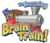 The Amazing Brain Train Feature Game