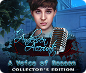 Buy PC games online, download : The Andersen Accounts: A Voice of Reason Collector's Edition