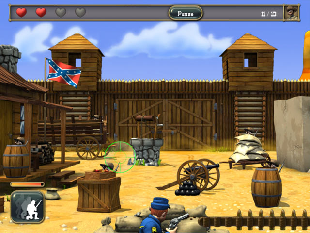 The Bluecoats: North vs South Screenshot http://games.bigfishgames.com/en_the-bluecoats-north-vs-south/screen2.jpg